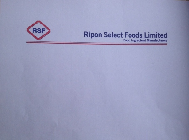 Ripon Select Foods Limited