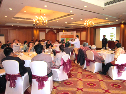"RSPO Members ""Get Together"", Jakarta, 19 June 2012"