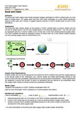 Factsheet - Supply Chain