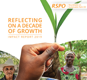 RSPO Impact Update 2019 (Jul 2018 to Jun 2019)