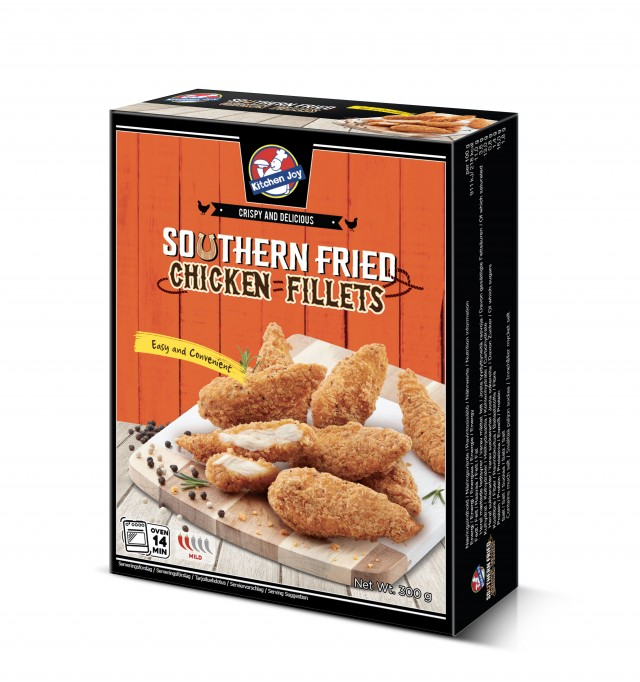 Southern Fried Chicken Fillets