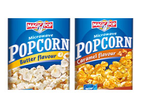 Magic Pop Microwave Popcorn
