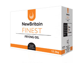 New Britain Frying Oil